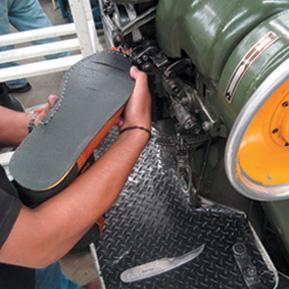 Fabricación de calzado de seguridad 3