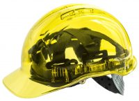 Casco de Seguridad Portwest Transparente