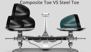 Puntera composite vs puntera de acero