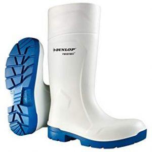 Bota de seguridad -blanca-con-puntera-dunlop Safety Multigrip