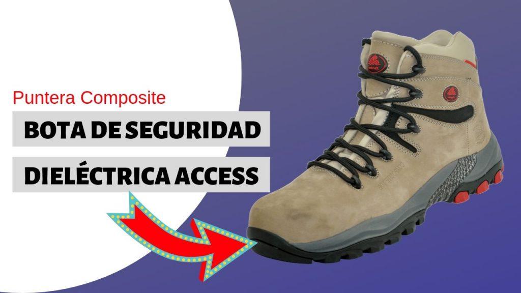 Bota de seguridad dielectrica access
