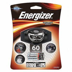 Linterna para cabeza Energizer 60 Lumens